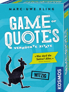 Game of Quotes - Verrückte Zitate | Dodax.co.uk
