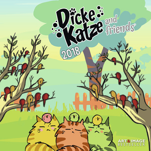 Dicke Katze and Friends 2018 | Dodax.at