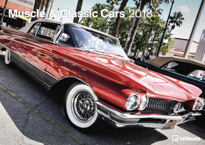 Legendary Classic & Muscle Cars 2018 | Dodax.at