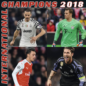 International Champions 2018 | Dodax.co.uk