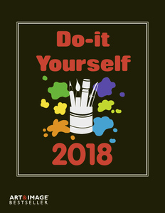 Do-It-Yourself schwarz 2018 | Dodax.at