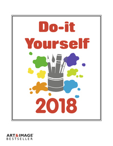 Do-It-Yourself weiß 2018 | Dodax.at