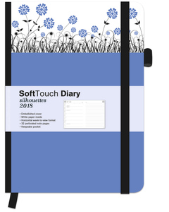 SoftTouch Diary Dandelion 2018 | Dodax.co.uk