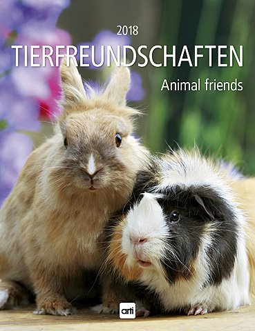 Tierfreundschaften – Animal friends 2018 | Dodax.com