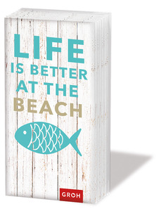 Life is better at the beach | Dodax.es