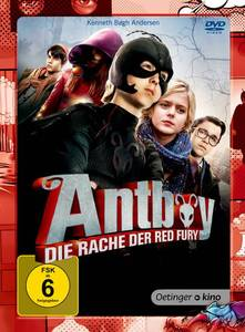Antboy - Die Rache der Red Fury. Tl.2, DVD | Dodax.at
