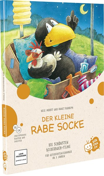 Der Kleine Rabe Socke | Dodax.co.uk