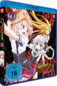 Highschool DXD New. Tl.4, 1 Blu-ray | Dodax.at