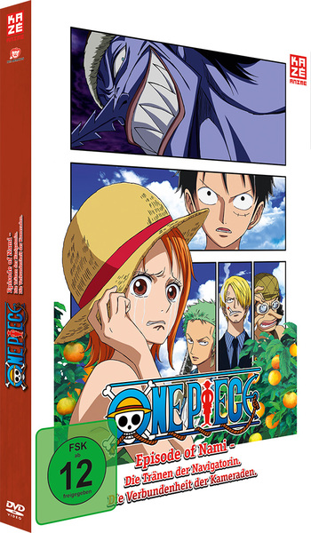 One Piece TV Special 2 - Episode of Nami - DVD | Dodax.es