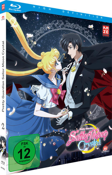 Sailor Moon Crystal - Blu-ray 2 | Dodax.nl