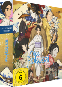 Miss Hokusai - Collector's Edition (DVD und Blu-ray) [Limited Edition] | Dodax.es