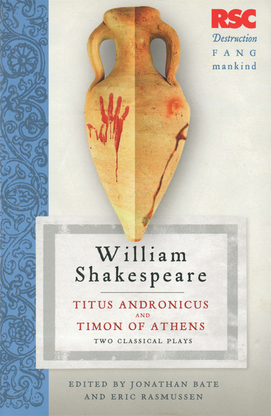 Titus Andronicus and Timon of Athens | Dodax.co.uk