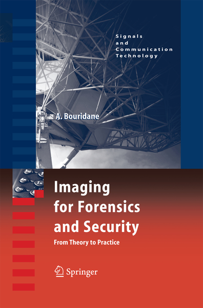 Imaging for Forensics and Security | Dodax.ch