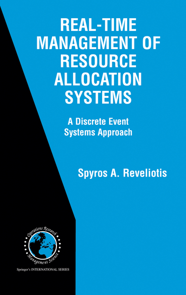 Real-Time Management of Resource Allocation Systems   Dodax.ch