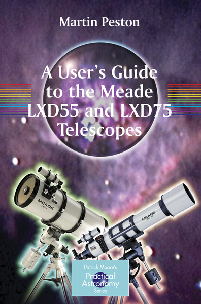 A User's Guide to the Meade LXD55 and LXD75 Telescopes | Dodax.nl