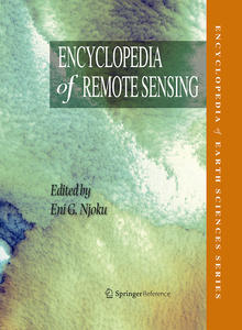 Encyclopedia of Remote Sensing | Dodax.ch
