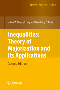 Inequalities: Theory of Majorization and Its Applications   Dodax.pl