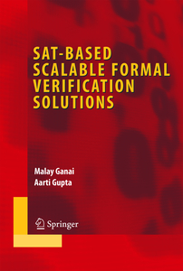 SAT-Based Scalable Formal Verification Solutions | Dodax.ch