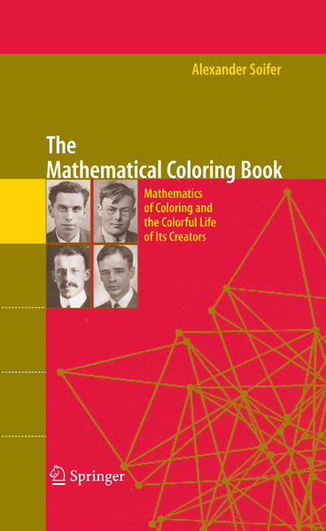 The Mathematical Coloring Book | Dodax.pl