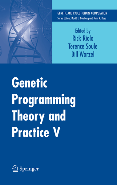 Genetic Programming Theory and Practice V | Dodax.ch