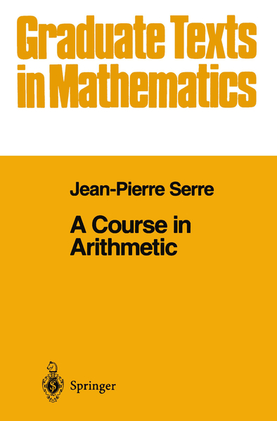 A Course in Arithmetic | Dodax.ch