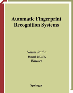 Automatic Fingerprint Recognition Systems | Dodax.ch