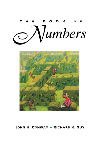The Book of Numbers | Dodax.at