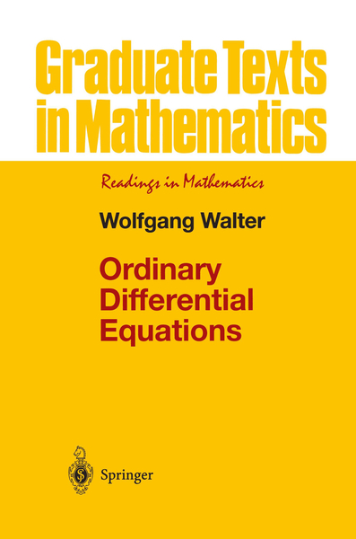 Ordinary Differential Equations | Dodax.pl