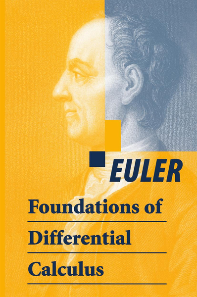 Foundations of Differential Calculus | Dodax.ch