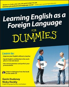 Learning English as a Foreign Language For Dummies | Dodax.nl