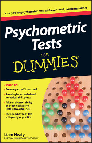 Psychometric Tests For Dummies | Dodax.pl