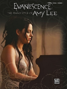The Piano Style of Amy Lee, piano/vocal/chords | Dodax.de