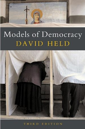 Models of Democracy | Dodax.pl
