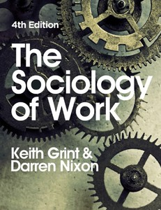 The Sociology of Work | Dodax.ch