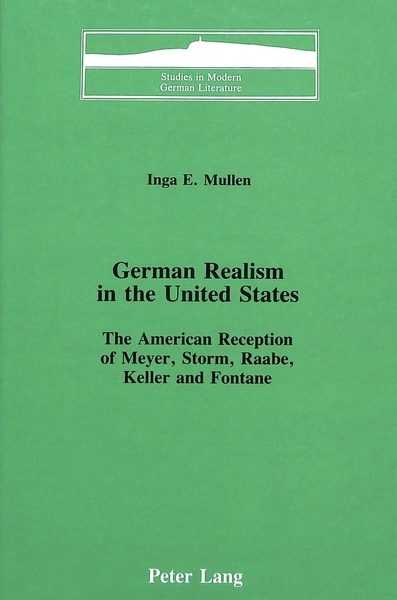 German Realism in the United States | Dodax.ch