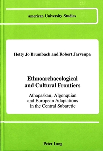 Ethnoarchaeological and Cultural Frontiers | Dodax.de