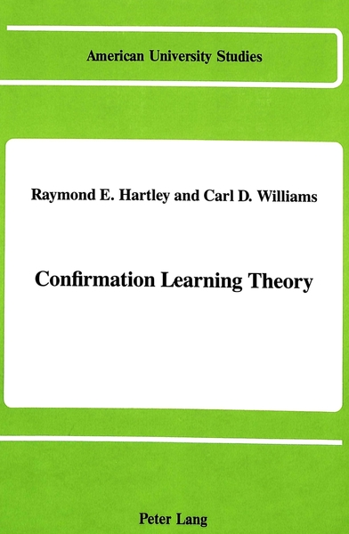 Confirmation Learning Theory | Dodax.de