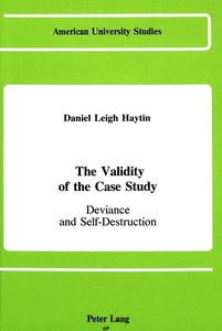 The Validity of the Case Study | Dodax.at