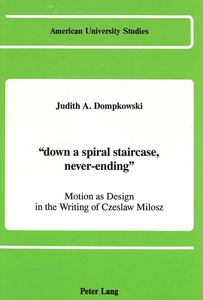 «down a spiral staircase, never-ending» | Dodax.at
