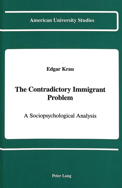 The Contradictory Immigrant Problem | Dodax.at