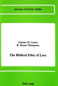 The Biblical Ethic of Love | Dodax.at