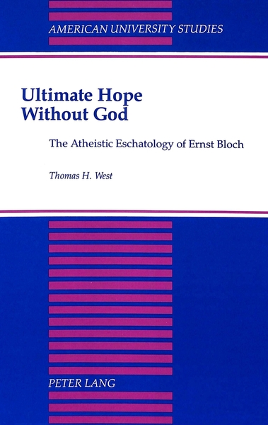 Ultimate Hope without God | Dodax.at