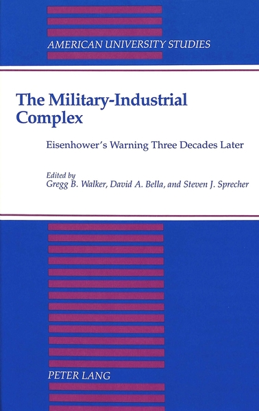 The Military-Industrial Complex | Dodax.at