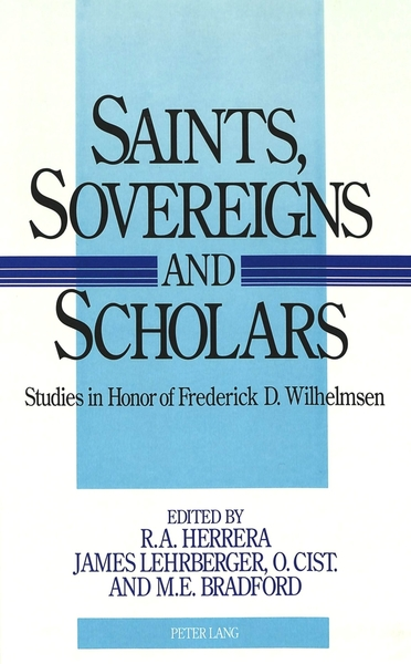 Saints, Sovereigns, and Scholars | Dodax.ch
