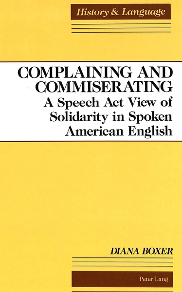 Complaining and Commiserating | Dodax.at