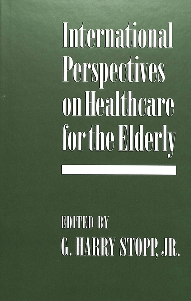 International Perspectives on Healthcare for the Elderly | Dodax.de