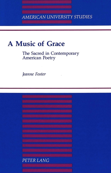 A Music of Grace | Dodax.ch