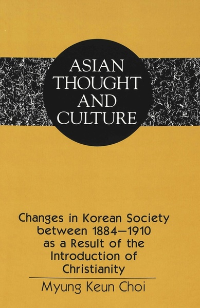 Changes in Korean Society between 1884-1910 as a Result of the Introduction of Christianity | Dodax.de