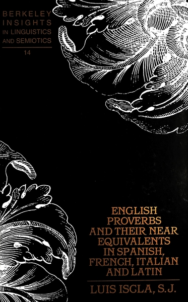 English Proverbs and Their Near Equivalents in Spanish, French, Italian and Latin | Dodax.at