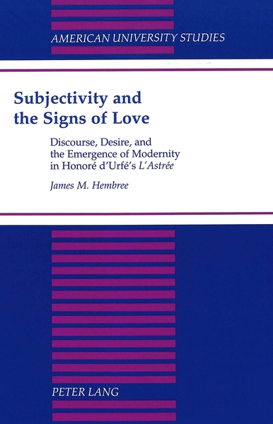 Subjectivity and the Signs of Love | Dodax.de